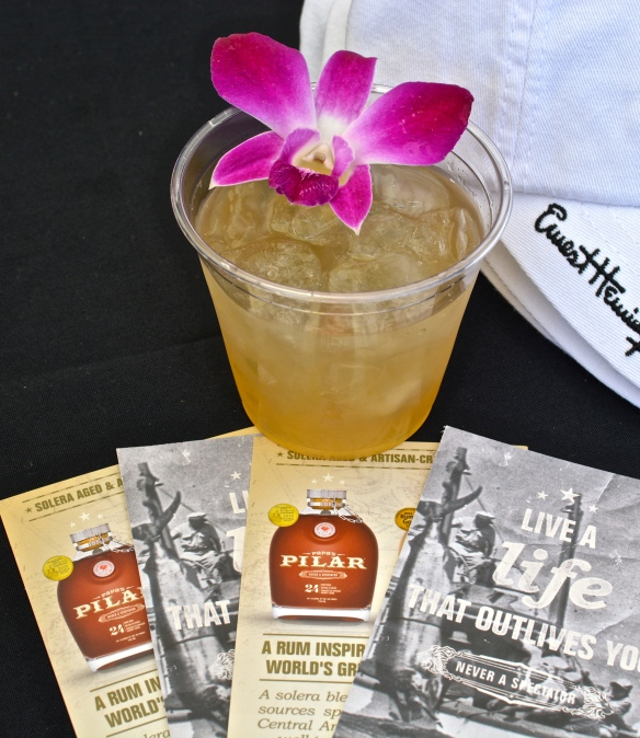 pilar rum cocktail