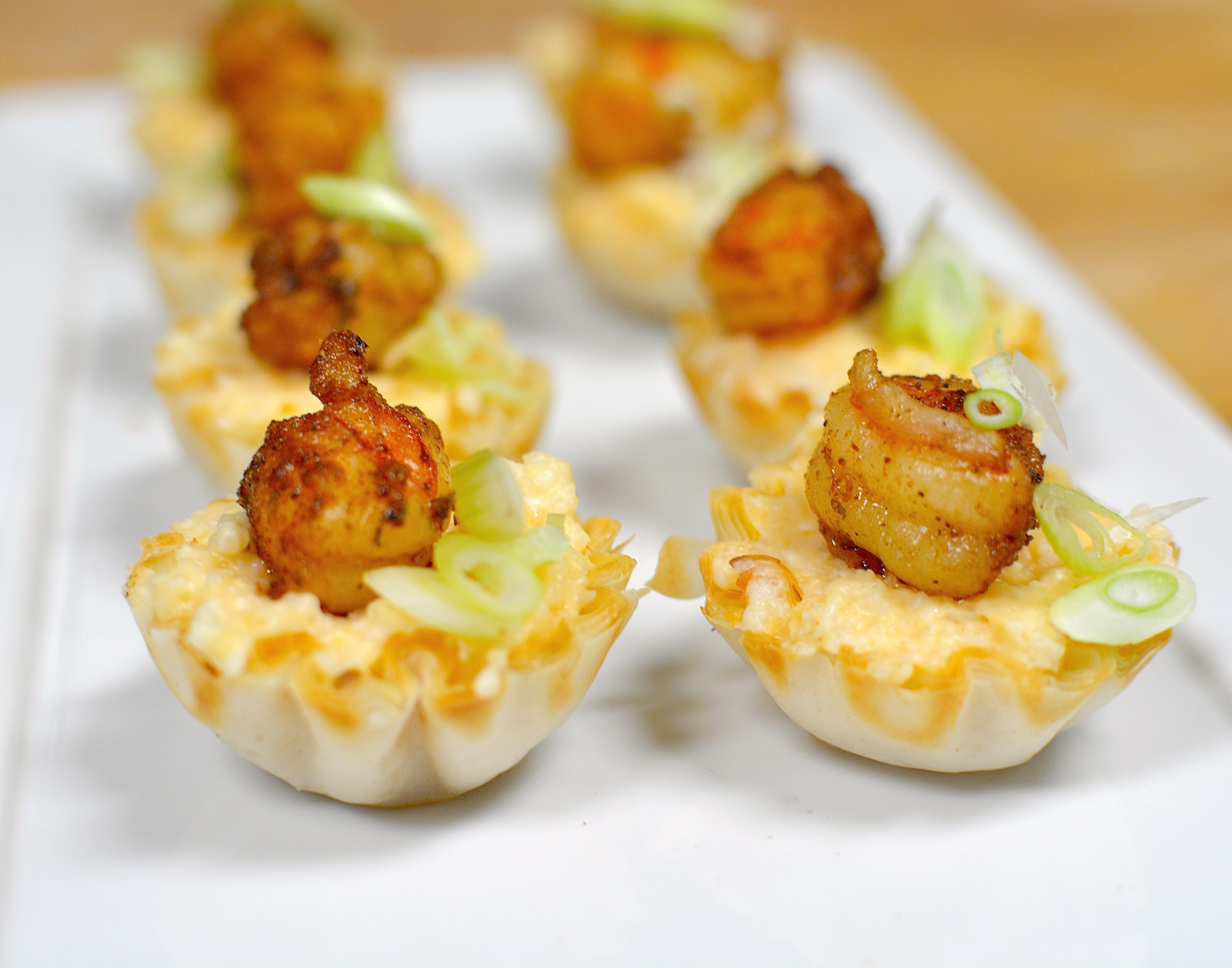 shrimp n' grits | Lawry's Catering